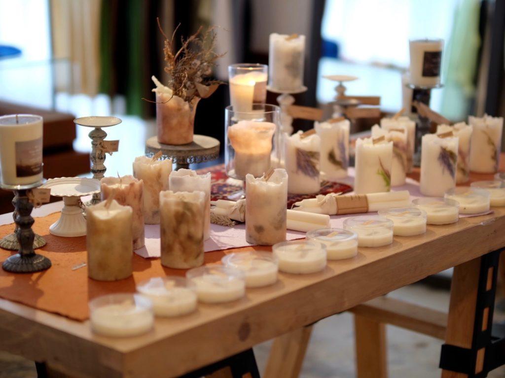 VIA818 candle キャンドル CASELO カステロ 沖縄 那覇 安里 セレクトショップ