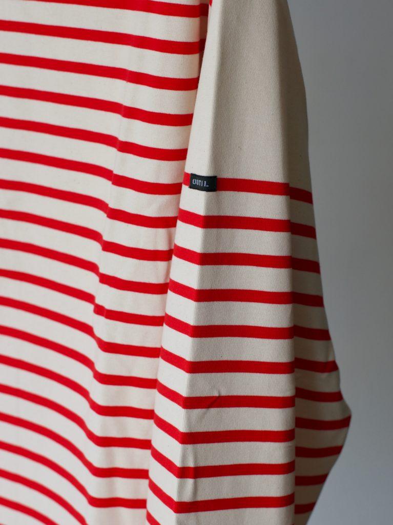 OUTIL ウティ 通販 TORICOT AAST トリコア  バスクシャツ ボーダー CASELO カステロ  沖縄 那覇 安里 セレクトショップ